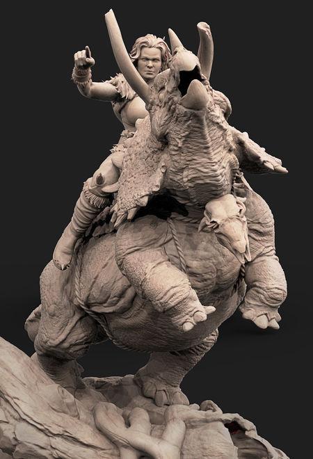 Letmekhush triceratops warrior 4595759b fieb