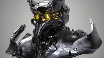 Exiled 27 Alien Biosuit