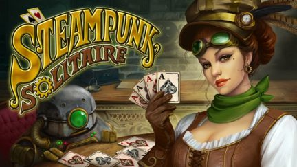 Steampunk Solitaire