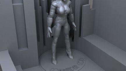 Commander Codi