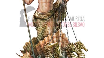 Poseidon God of the Sea - Ancient Greek Mythology