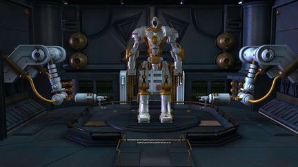 Robô Cenário 1