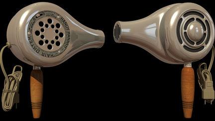 Hair Dryer - 2011