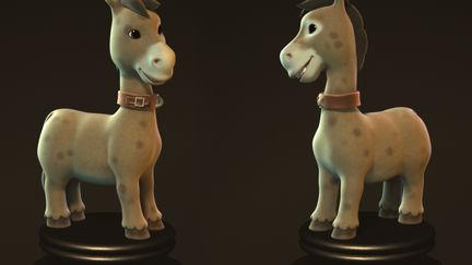 Astoa (donkey)