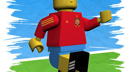 Lego, Made in Spain - Futbol