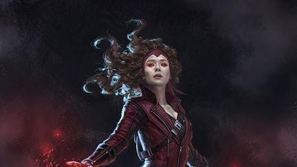 Scarlet Witch- Captain America: Civil War