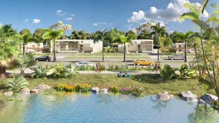 GREEN LAKE housing condominium