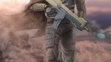 UNM  - Male Soldier