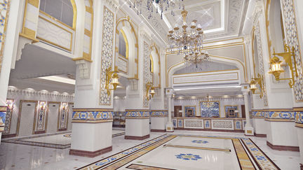Main Reception Hotel