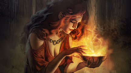Thya, Path of the Oracle
