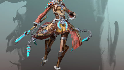 Guild Wars 2 Character