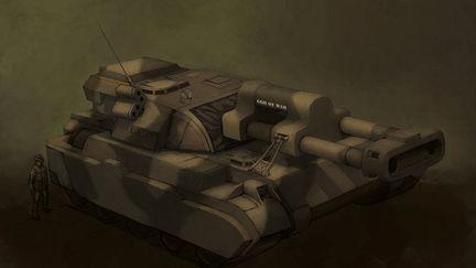 Heavy Tank concept