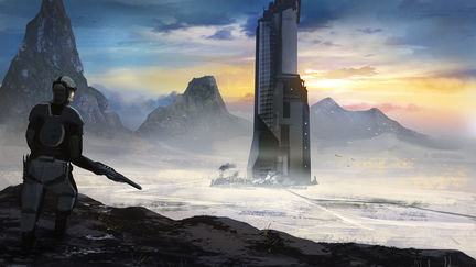 Outpost Tower