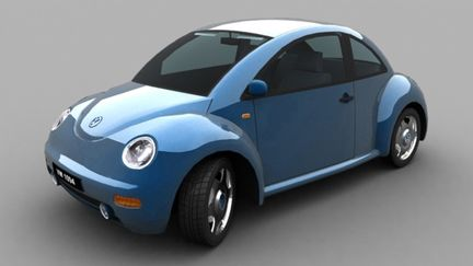 Volkwagon Beetle 2 Seater