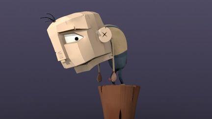 chara_design : sad puppet