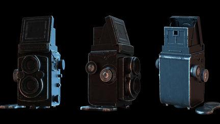 Yashica Y635 vintage camera