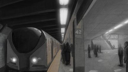Undergound Station concept
