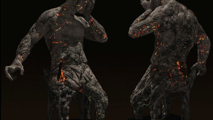 Adam - Dante`s Inferno