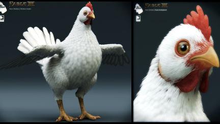 Fable 3 : Chicken Hero