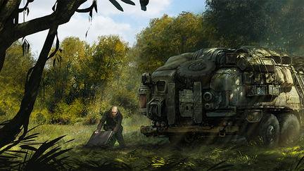 Cassandra's Head - Transporter