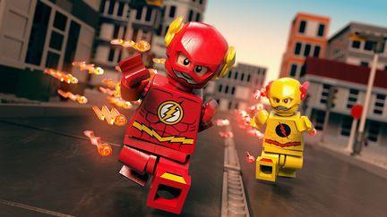 Lego - The Flash