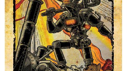 Kingdom - Stephenson's Robot
