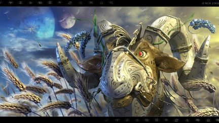 Zodiac the series - Aries