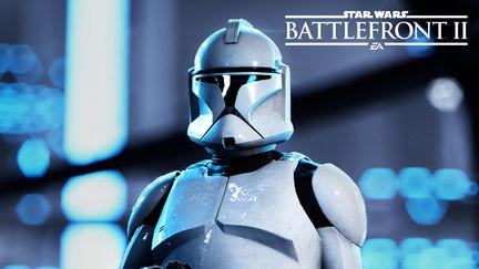 Star Wars Battlefront 2 - Clone trooper Assault class