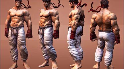 Street Fighter: RYU