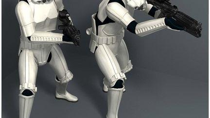 Stormtrooper, Blasphemy3_d (3D)