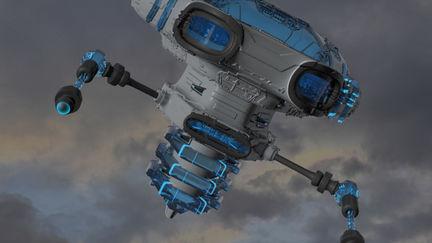 Trapezoid Drone