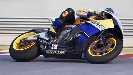 MotoGP07 Capcom
