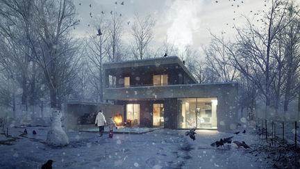 The Unbuilt House