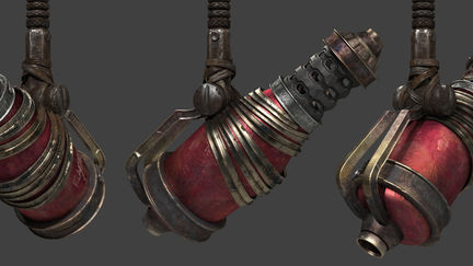 GOW Weapone