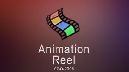 Animation Reel - AGO/2006