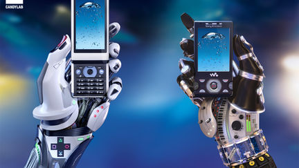 Sony O2 Hands - Games & Music