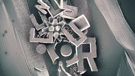 Cynosure electron microscope