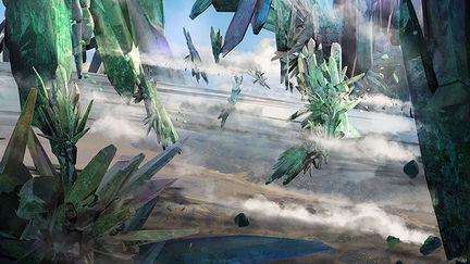Cloudcrystal Skyfields