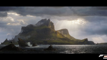 FH4 - Fortune Island Establishing Concept