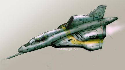 FS-77 Spacefighter