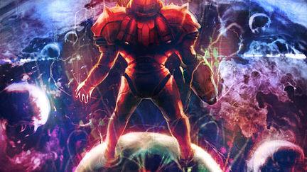 Metroid Earth