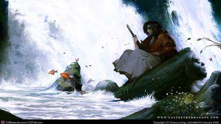 Samurai Waterfalls