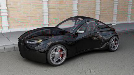 Titanium Car