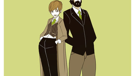 Eva & Salinger