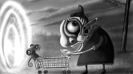 The Magical Shopping Trolley