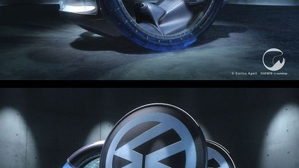New2Beetle - Future Concept Car