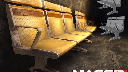 Mass Effect 2 Bench