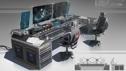 Operator Desk