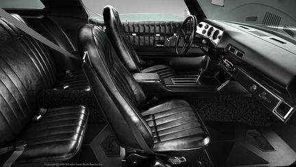 1975 Chevrolet Camaro Interior