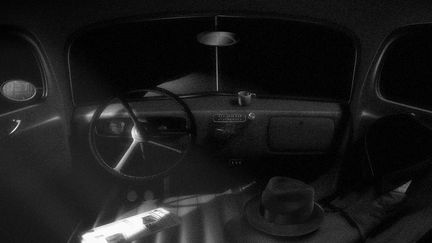 Inside Car Marlowe